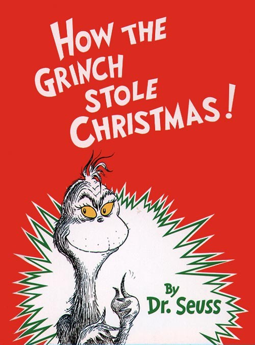 how the grinch stole christmas book quotes quotesgram