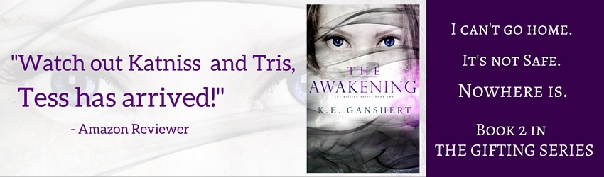 The Awakening website banner