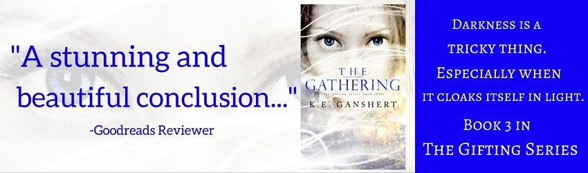 The Gathering website banner