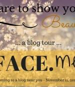 Face me blog tour