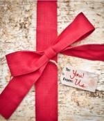 Christmas giveaway present